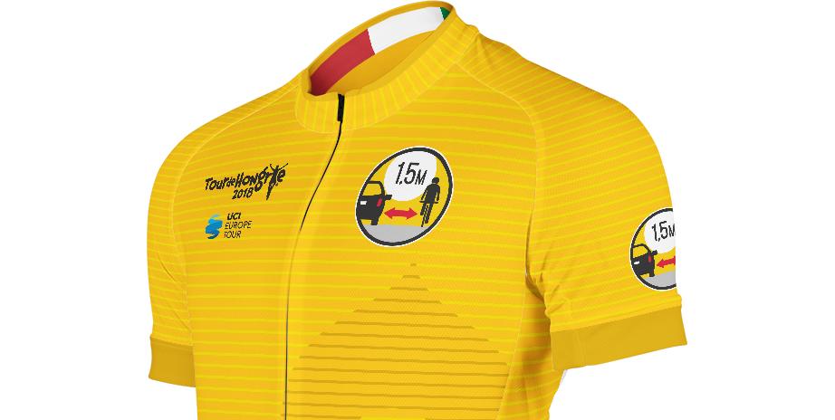 Idén nem csak a versenyzőknek fontos a sárga trikó